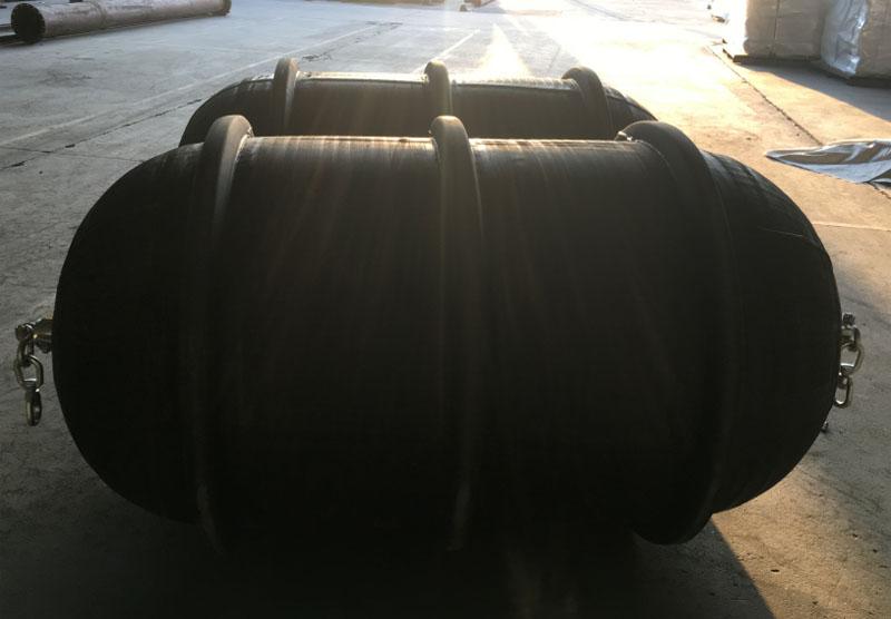 Rib type Pneumatic Fender